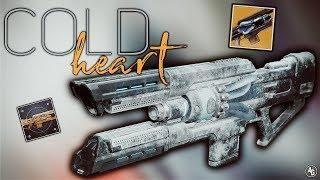 Destiny 2 Gamplay PVP | Coldheart Masterwork Exotic Catalyst