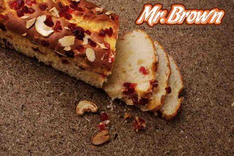 Mr. Brown brings like something Sweet Bread
