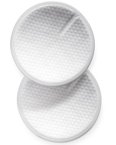 100 ct Philips AVENT SCF254 10 Day Disposable White Breast Pads