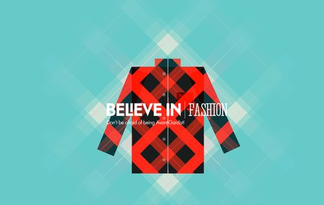 believe in fashion