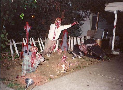 spooky halloween yard decorating ideas halloween pinterest spooky halloween halloween ideas and spooky halloween decorations