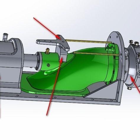 Upgrade Parts For Water Jet Propulsion Unit Water Jet Jet Boats Jet Pump