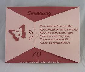Diese Begehrte Kartenform Wurde Wieder Mal Gewunscht Ich Wunsche Euch Noch Eine Schone Restw Spruche Einladung Geburtstag Einladung 70 Geburtstag Einladungen