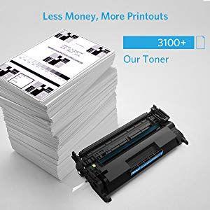 38 99 Hp 26a Cf226a Compatible Black Toner Cartridge High Yield V4ink Toner Toner Cartridge Printer Toner