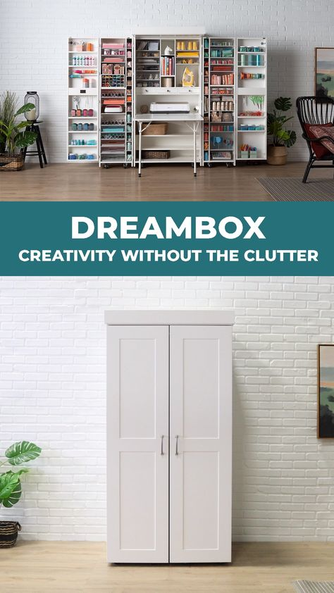 DreamBox: Creativity Without the Clutter