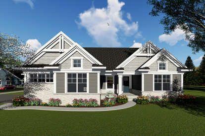 House Plan 1020 00306 Southwest Plan 1 993 Square Feet 2 Bedrooms 2 Bathrooms Modern Farmhouse Plans Craftsman House Plans House Plans
