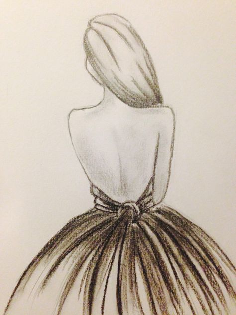 One of my charcoal drawings