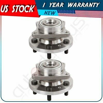 Front LH or RH Wheel Bearing /& Hub Assembly For 2007-2012 Nissan Sentra W//ABS