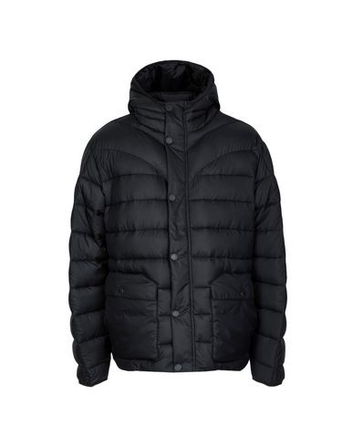 Synthetic Padding In Black | Single breasted jacket, Jackets