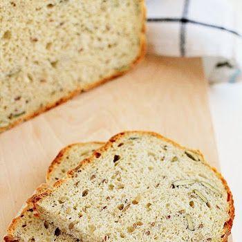 Posmakujto Chleb Pszenny Razowy Z Siemieniem Lnianym Food Desserts Banana Bread