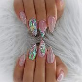 30 Cute Summer Nails Designs 2019 To Make You Look Cool And Stylish   - Sexy nail art - #Art #Cool #Cute #Designs #Nail #Nails #Sexy #Stylish #Summer