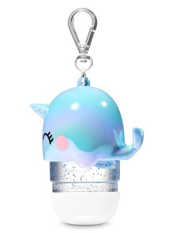 Blushing Narwhal Pocketbac Holder Bath And Body Works Bath And
