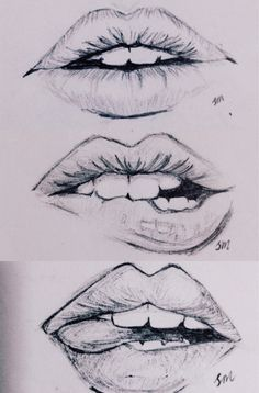 #art #drawing #blackandwhite #ciao #Hot #lick #lips #sexy #steppsart