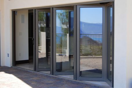 Folding Door Lovely Choice To Have In 2020 Windows And Doors Folding Doors Custom Sliding Doors