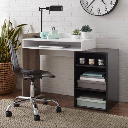 Free Shipping Buy Mainstays Stack Desk At Walmart Com Products
