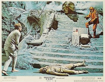 Beneath The Planet Of The Apes 1970 Planet Of The Apes Planets Film Posters