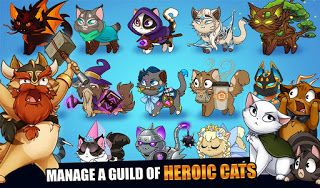 Download free direct CASTLE CATS is a Adventure game for