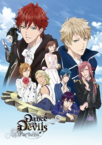Dance With Devils Fortuna Feature Film Anime Dvd Bd Release