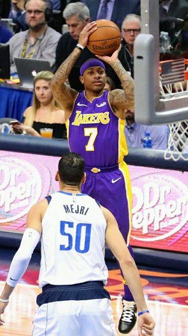 Isaiah Thomas Nba Basket Basketball Players Los Angeles Lakers