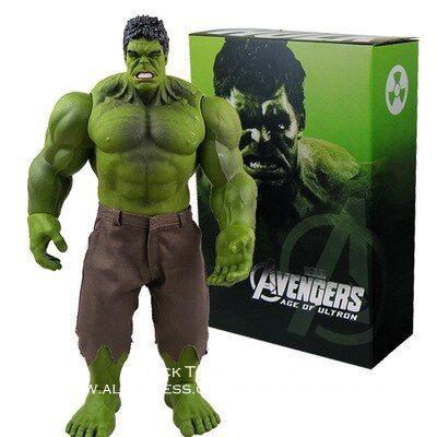 in-Stock items 1//6th FIGURE NEW Avengers Alliance Hulk Model Large Size 42cm