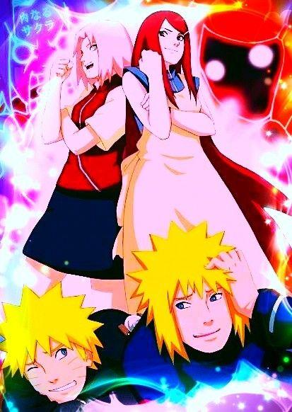 Narusaku Minakushi Similar Ship Same Manga Narusaku Anime