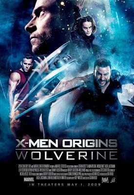 X Men Origins Wolverine 2009 Dual Audio Org Hindi Brrip 480p 440mb In 2020 X Men Wolverine Wolverine Poster
