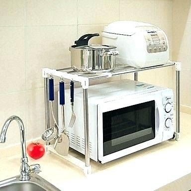 image result for microwave stand ikea