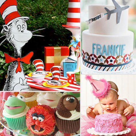 50 of the Best Kids' Birthday Party Themes  - Great Roundup!