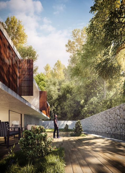 20+ Amazing Architectural Rendering You Have To Know – DECORATHING