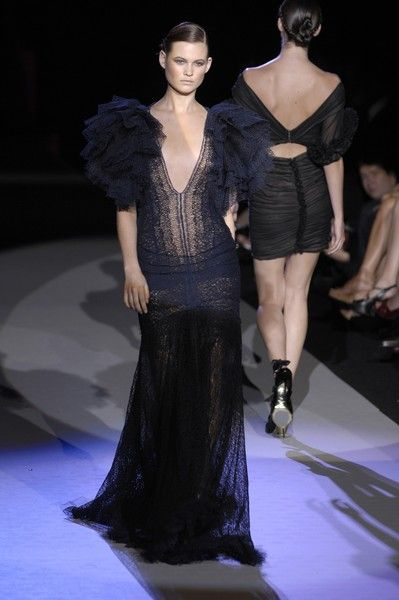 Zac Posen Spring 2007 - Zac Posen's Most Incredible Runway Gowns - Photos