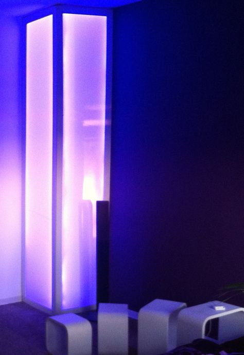 Led Leuchtwand Aus Acrylglas Acrylglas Led Leuchten