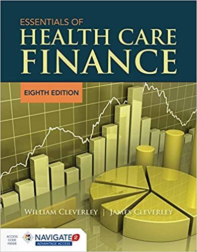 Essentials Of Health Care Finance 8th Edition By William O Cleverley Health Care Home Health Care Home Health Agency