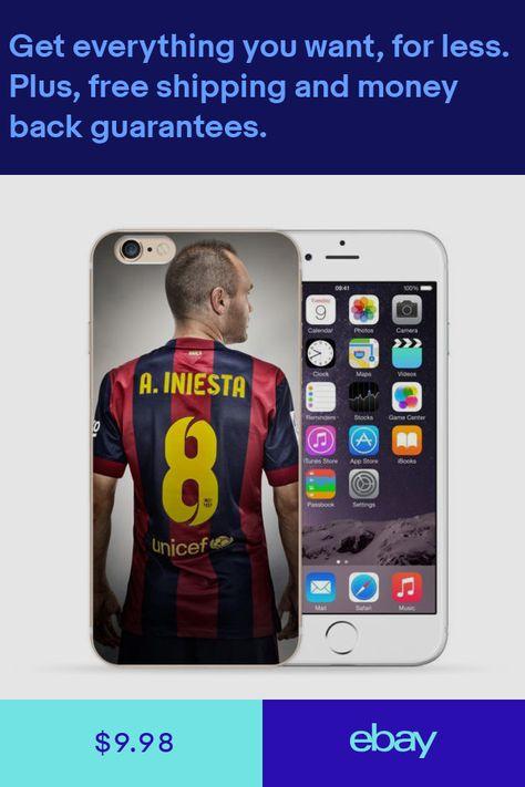 coque iphone 7 iniesta