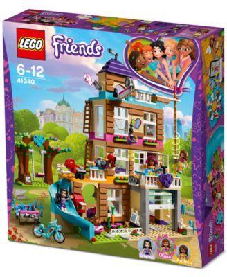 Lego Friends Friendship House 41340 Misc Lego Friends Lego Friends Sets Friendship House