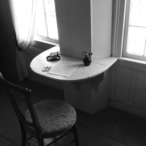 Louisa May Alcott S Shelf Desk At Orchard House In Concord