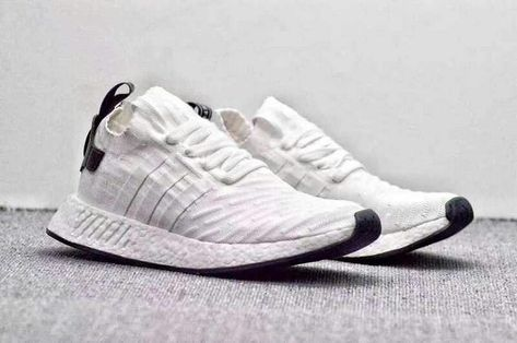 Adidas Nmd R2 Pk White Black Where To Buy Shoe Adidas Nmd R2