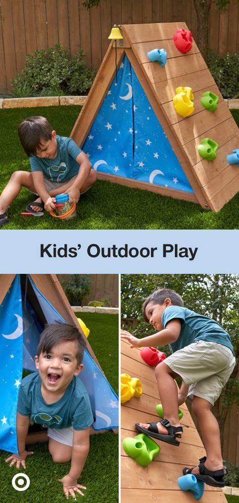 Kids' Outdoor Play