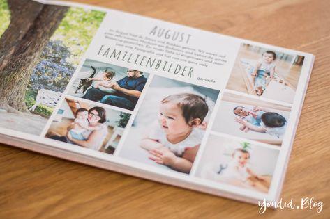 Unser Baby Fotoalbum von Saal Digital – Fotobuch Test Gutschein und gratis Template für dich