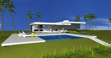 Casa Veraneio  Projeto - RUI CÓRES  Architect  Bahia - Brazil