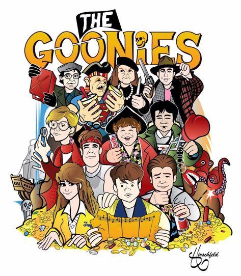 The Goonie by Matt Hirschfeld