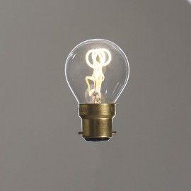 Ampoule Spherique Spirale B22 3w Claire Avec Images Ampoule Lampe Ancienne Lampe Decoration