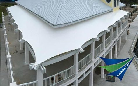 Tensile Structure Systems Provides High Performance Tensile Fabric Structures Shade Sails Architectural Awnin Shade Sail Membrane Structure Roof Architecture