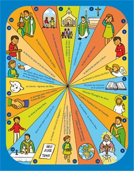 L Heure De La Messe Catechisme L Heure Catechese