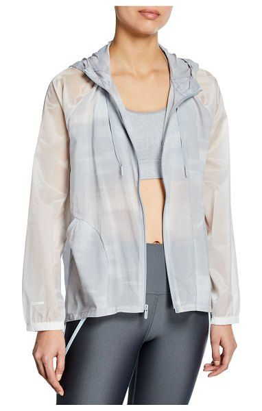 Under Armour Womens Woven Printed Jacket