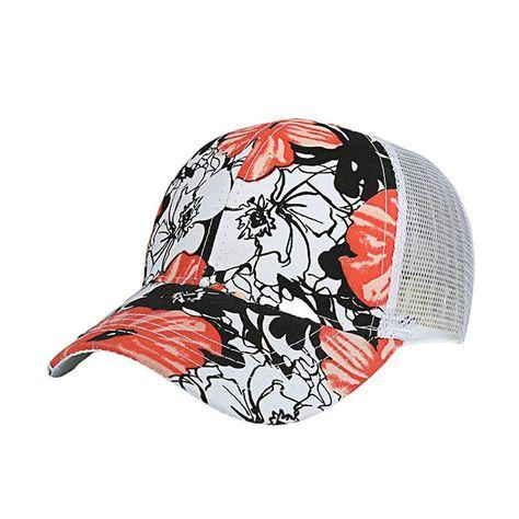 Baseball Cap Women Men Adjustable Colorful Flower Casual Cap 2018 New  Unisex Snapback Hip Hop Outdoor Flat Hats F J13 FN FN FNTT 519fe434f5d1