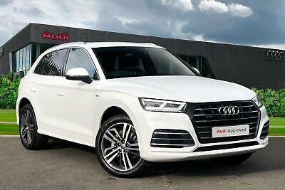 2020 Audi Q5 S Line Competition 55 Tfsi E Quattro 367 Ps S Tronic Petrol Electri Ebay In 2020 Audi Q5 Audi Dream Cars