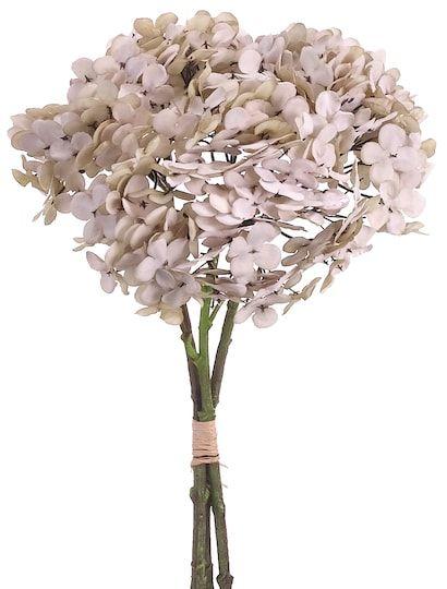 Taupe Hydrangea Bundle Wedding Flower Guide Wedding Flower Arrangements Silk Flowers Wedding
