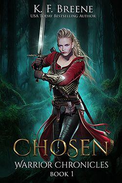 Books by K F  Breene | Fantasy, Supernatural and Paranormal