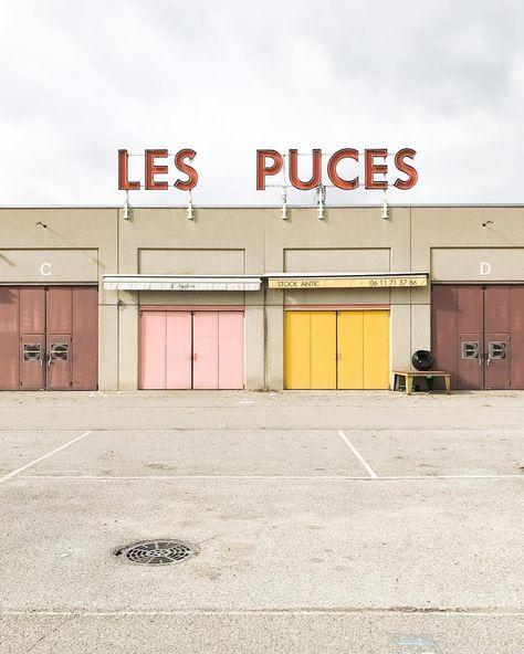 Les puces de Lyon #brocante #lyon #auvergnerhonealpes
