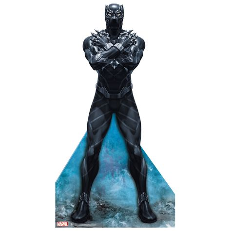 Avengers Black Panther - Officially Licensed Marvel Stand Out 42